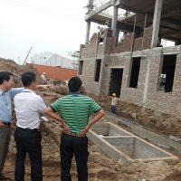 HTH khảo sát thi công nhà máy sản xuất thuốc – VSIP Bắc Ninh thumbnail