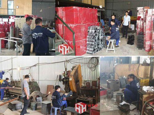 Tham quan xưởng sản xuất hộp chữa cháy đạt chuẩn của HTH PCCC thumbnail