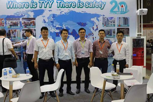 Công ty HTH làm việc với nhà sản xuất YunYang tại triển lãm quốc tế năm 2019 thumbnail